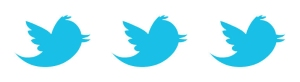 Twitter trio